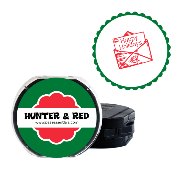 Hunter and Red Two-Color Ink Cartridge
