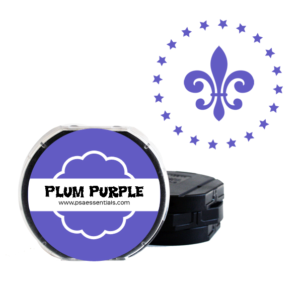 Plum Purple Ink Cartridge