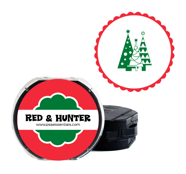 Red and Hunter Two-Color Ink Cartridge