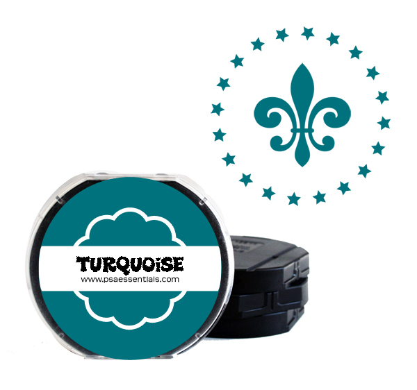 Turquoise Ink Cartridge