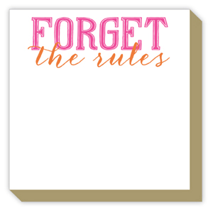 Forget the Rules Luxe Pad