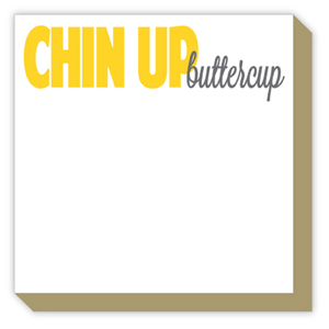 Chin Up Buttercup Luxe Pad