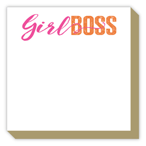 Girl Boss Luxe Pad