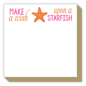 Make a Wish Upon a Starfish Luxe Pad