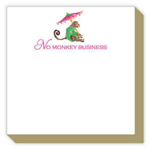 No Monkey Business Monkey Luxe Pad