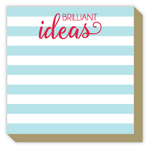 Brilliant Ideas Cabana Stripe Luxe Pad