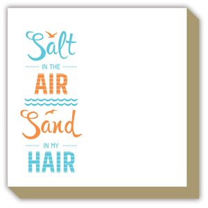 Salt in the Air Sand in my Hair Luxe Pad