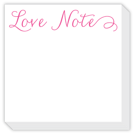 Love Notes Luxe Notepad