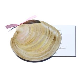 Clam Invitation