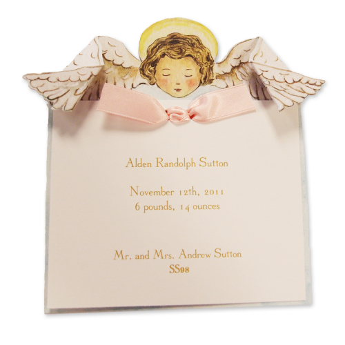 Guardian Angel Invitation