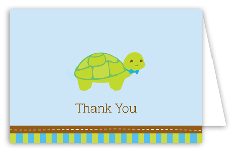 Turtle Note Card
