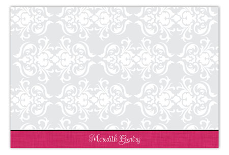 Twenty One Reasons Flat Note Card