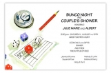 Bunco Invitation