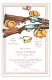 Skeet Shoot Invitation