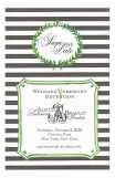 Laurel of Green Invitation