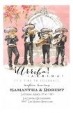 Mariachi Band Mexican Fiesta Party Invites