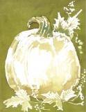 White Pumpkin Lettersheet
