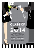 The Class Of 2014 Invitation