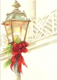 Chippendale Lantern Christmas Card