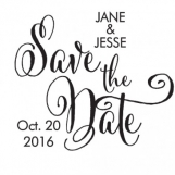 Jane Personalized Stamp