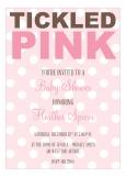 Polka Dot Tickled Pink