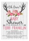 Oh Deer Baby Shower