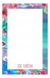 Watercolor Swim Floral