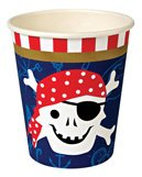 Ahoy There Party Cups