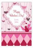 Argyle Valentine Card
