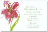 Asiatic Lily Invitation