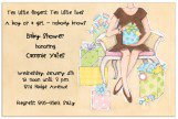 Baby Mama Invitation