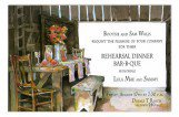 Barn Buffet Invitation