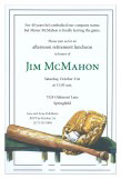 Dugout Baseball Invitation