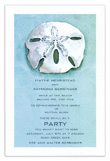 Beach Dollar Invitation