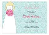 Beautiful Bride Invitation