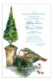 Beautiful Perch Invitation