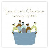 Beers and Cheers Custom Gift Tags