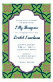 Bellini Flora Invitation