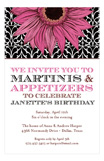 Berry Melon Sunflower Invitation