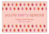 Berry Special Valentines Day Cards