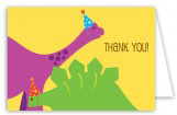 Birthday Dinos Note Card