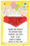 Birthday Kids Invitation