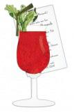 Bloody Mary Invitation
