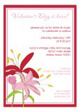 Blooming Love Invitation