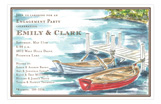 Boat Dock Invitation