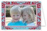 Botanical Folded Photo Card
