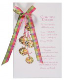 Brass Bells Invitation