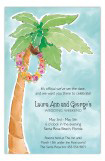 Breezy Palm Tree Invitation