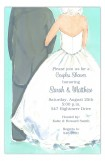 Bridal Aisle Invitation
