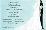 Bridal Couple Invitation